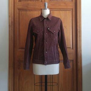 Levi's Vintage Brown Corduroy Jacket